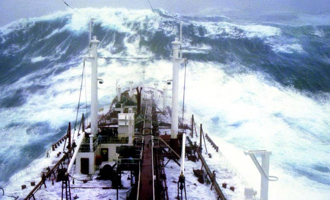 Пропажа моряков без вести